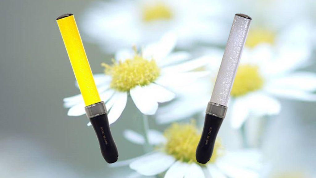 penlight yellow-white